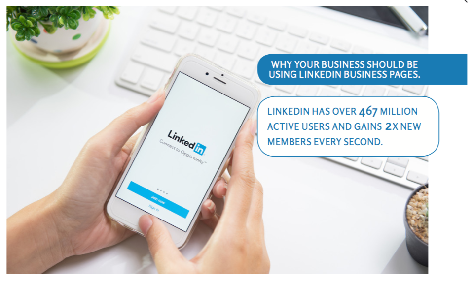 LinkedIn Launch Update to Company Pages